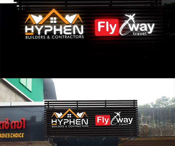 fenix advertising branding work for flyway travels
