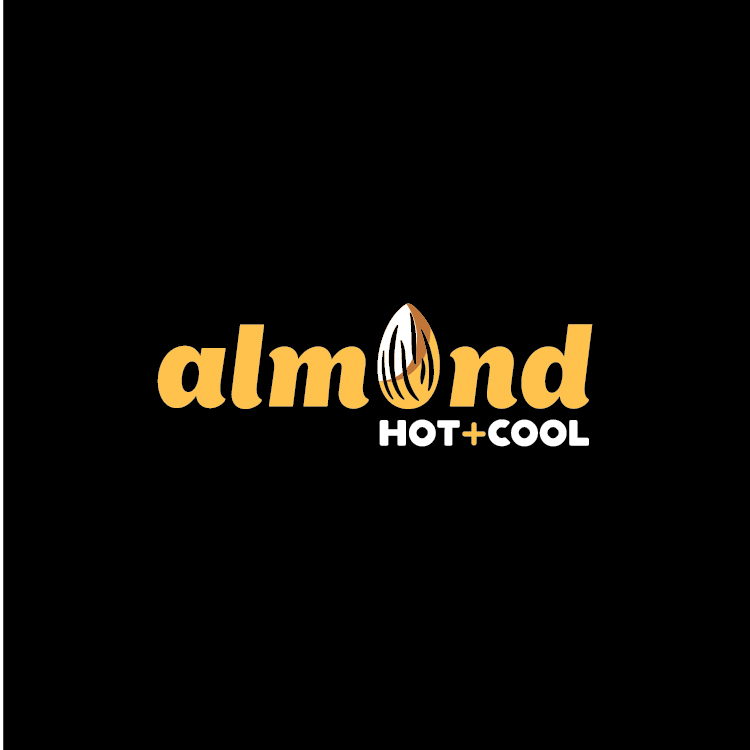Logo Design for Almond by Fenix Advertising Agency