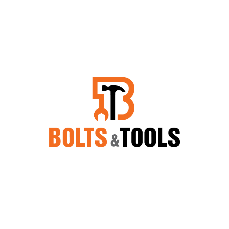 Logo Design for Bolt&Tools by Fenix Advertising Agency