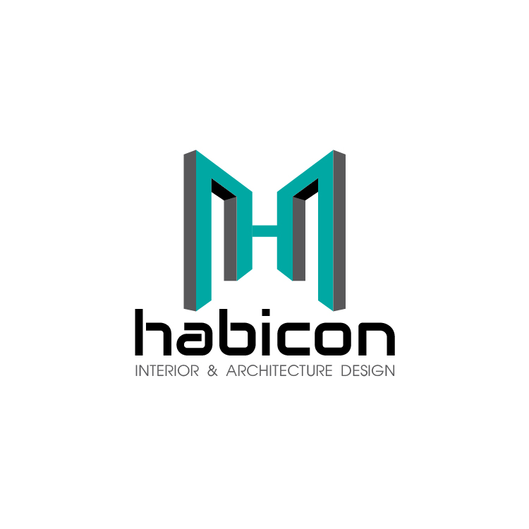 Logo Design for Habicon by Fenix Advertising Agency