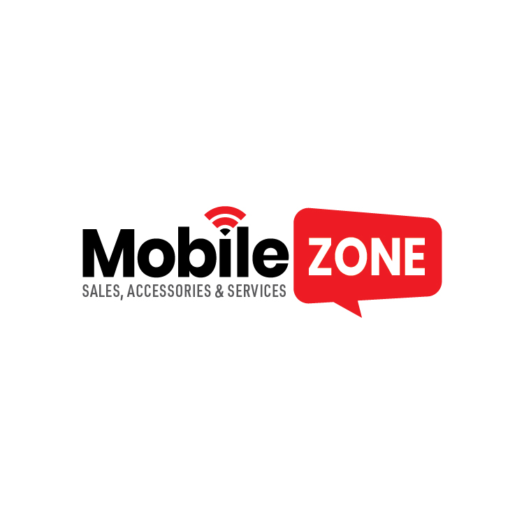 Logo Design for Mobile Zone by Fenix Advertising Agency