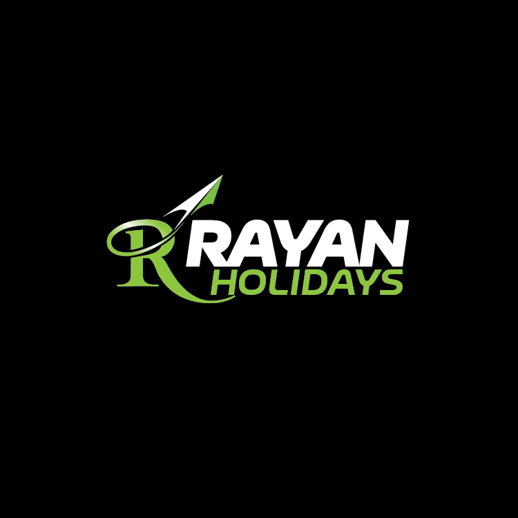 Logo Design for Rayan holidays by Fenix Advertising Agency