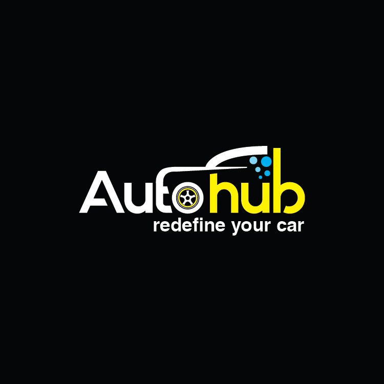 Logo Design for autohub by Fenix Advertising Agency