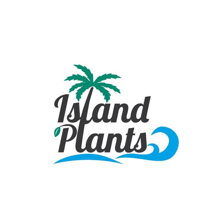 Logo Design for island plants by Fenix Advertising Agency