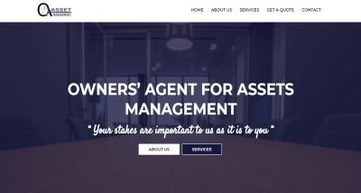 oaasets website designed by Fenix advertising, best website designing compny in kannur